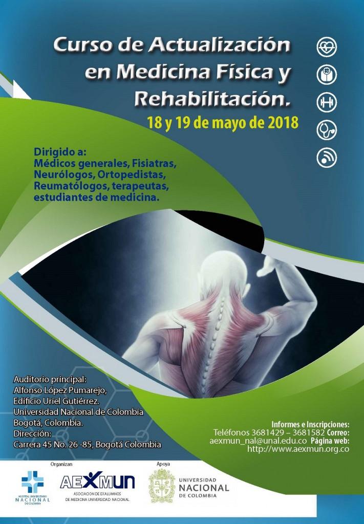 AFICHE ACTUALIZACION MEDICINA FISICA Y REHABILITACION (1)