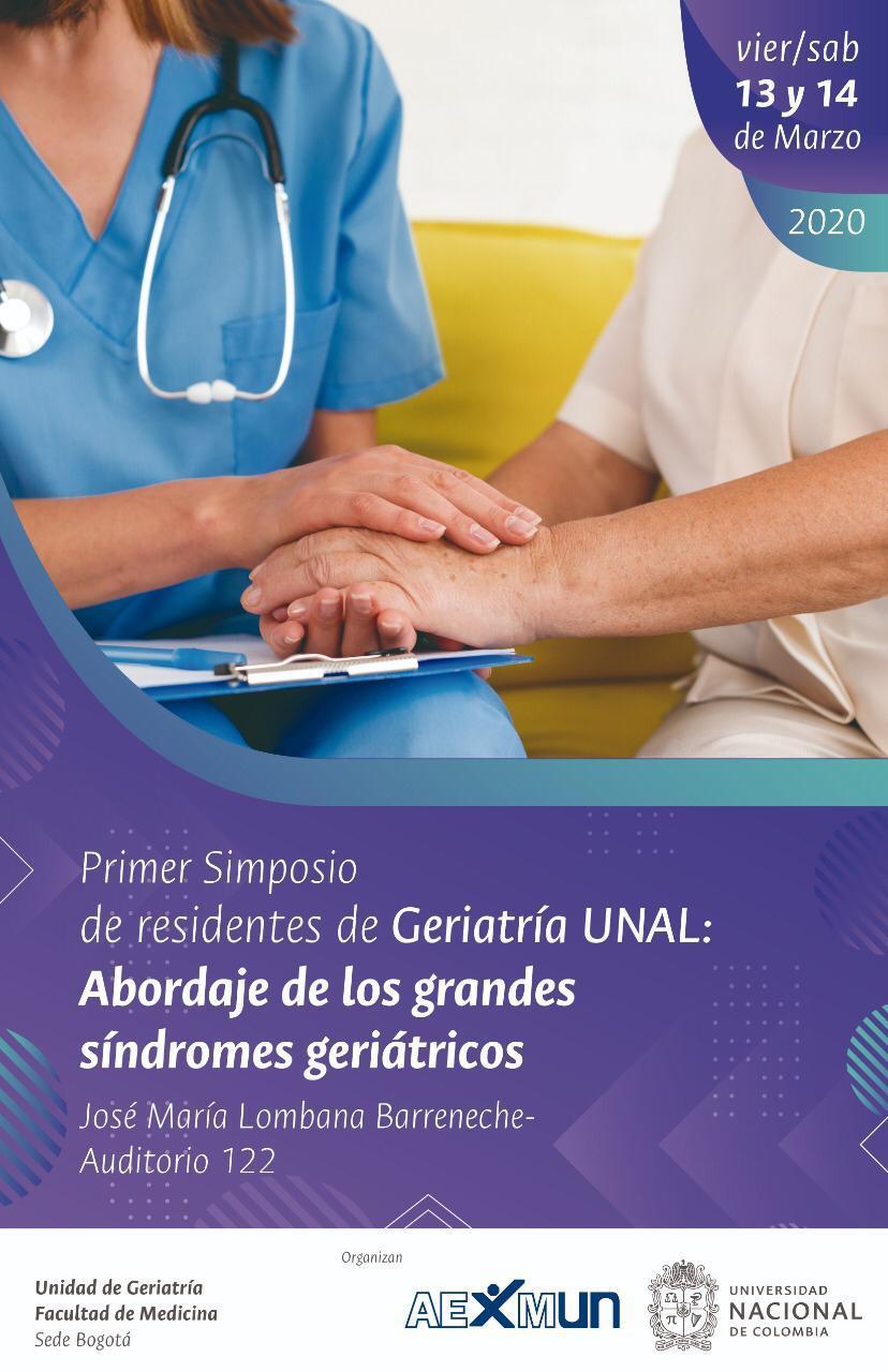 Afiche oficial - Andres Felipe Camacho Nino